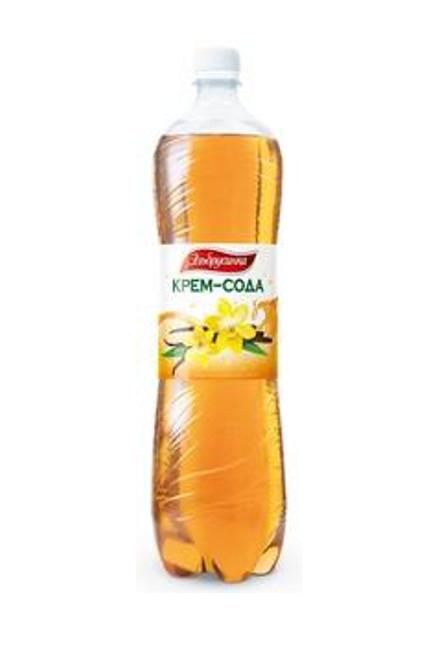 """Напиток """"Крем Сода"""" газ. 1,5 л.(в упк. 6 шт)"""