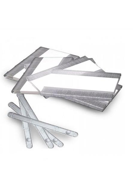 Пластиковые палочки для размешивания 105 мм (100шт/уп)