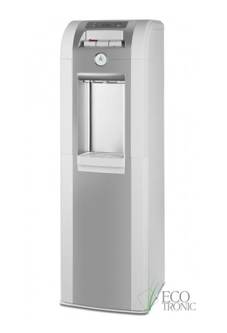 Кулер  Ecotronic P8-LX white-silver