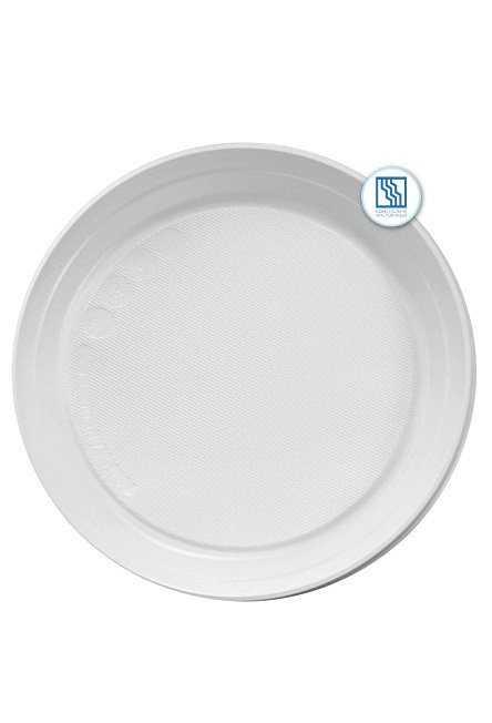 Тарелка классическая D205мм (100 шт./уп.)