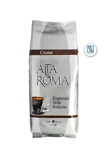 Кофе Alta Roma Crema, зерно, 1000 г.